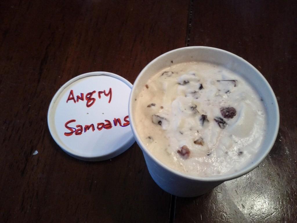 Angry Samoans.
