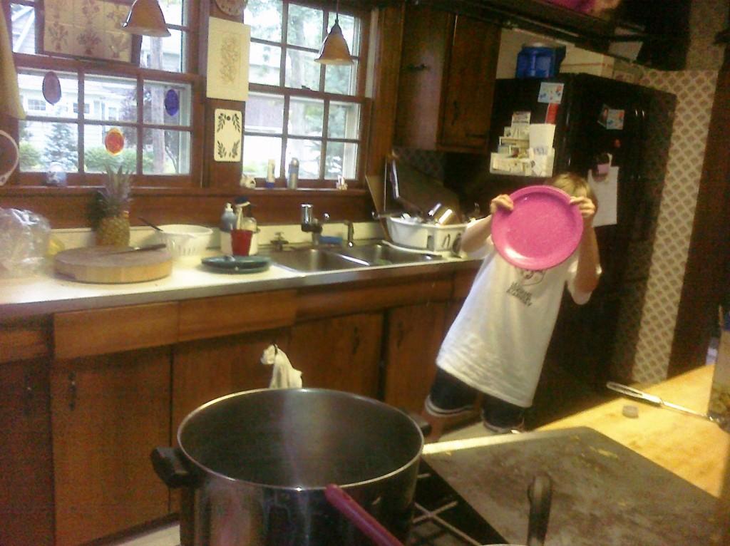 I hate my kitchen.