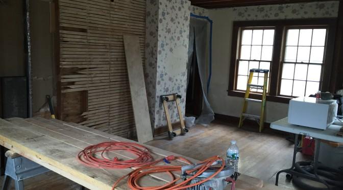 Renovation Week 3: The Weakening